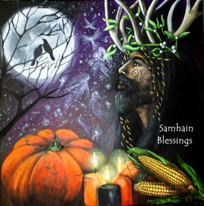 Samhain Blessings